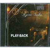 Playback Ministério Nova Jerusalém   Agora Sonho [original]